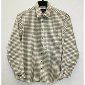 NEW Eddie Bauer TL Size L Tall Relaxed Fit Shirt
